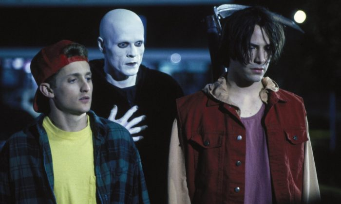 VOD film review: Bill & Ted's Bogus Journey
