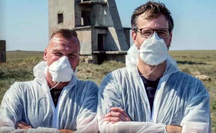 Trailer: David Farrier investigates Dark Tourism for Netflix