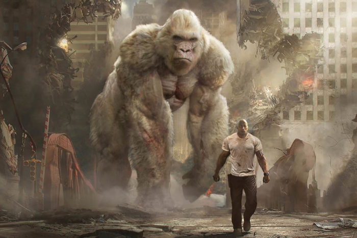 VOD film review: Rampage