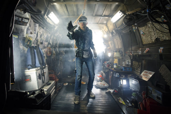 Netflix UK film review: Ready Player One