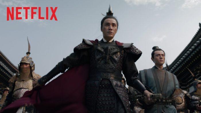 The Rise of Phoenixes: New Mandarin series flies onto Netflix