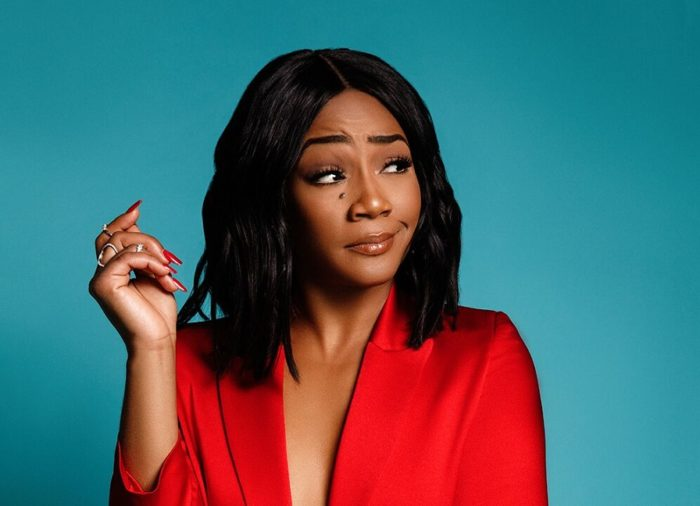 They Ready: Tiffany Haddish presents new stand-up series for Netflix