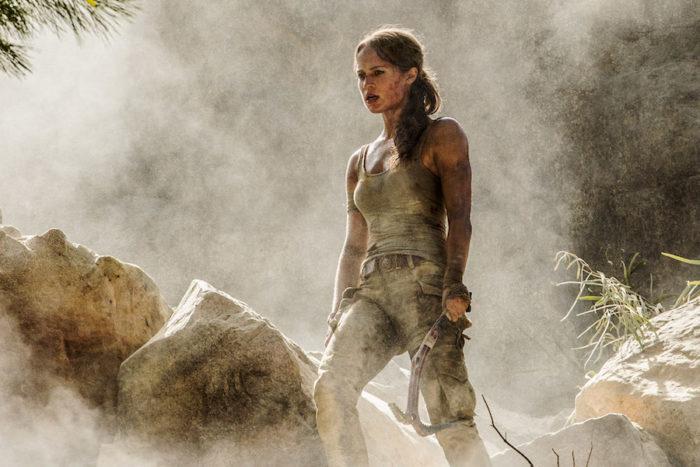 Netflix UK film review: Tomb Raider