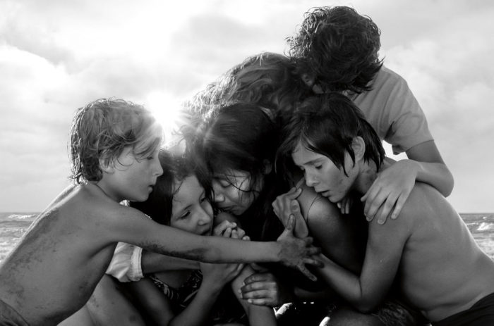 Netflix's Roma crowned Best Film as The Favourite rules the BAFTAs