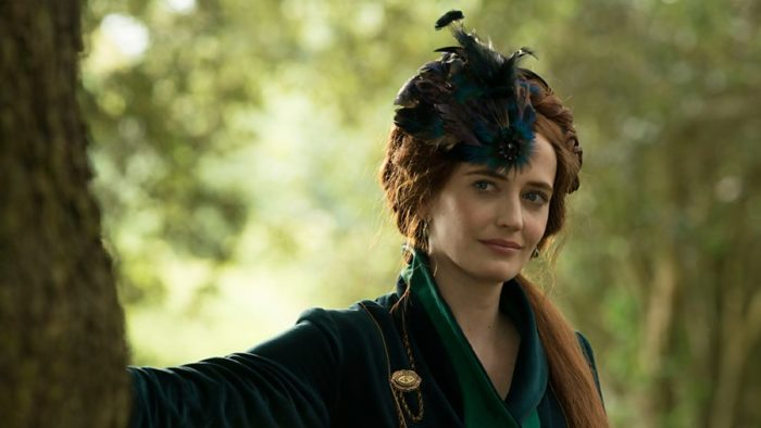 First look: Eva Green in BBC Two's The Luminaries