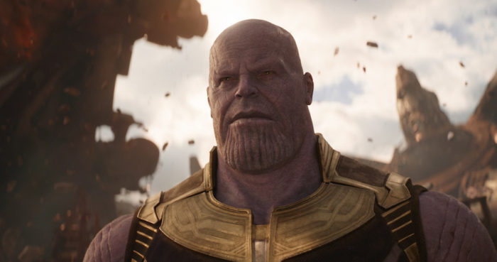 VOD film review: Avengers: Infinity War