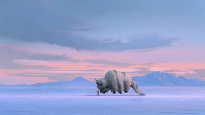 Netflix orders live-action series of Avatar: The Last Airbender