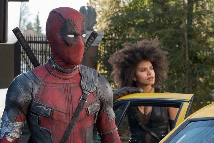VOD film review: Deadpool 2