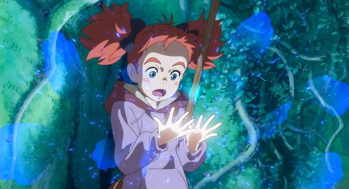 VOD film review: Mary and the Witch's Flower