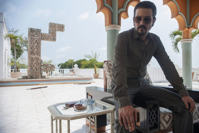 First look Netflix UK TV review: Narcos: Mexico