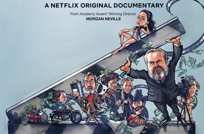 Trailer: Morgan Neville goes behind The Other Side of the Wind in new Netflix doc