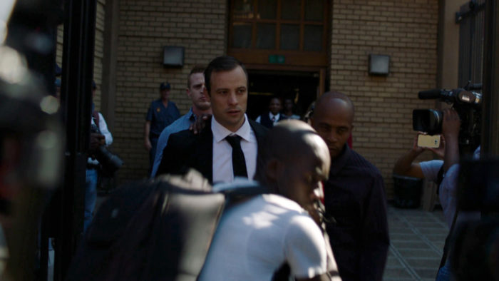Trailer: Amazon announces four-part Pistorius documentary