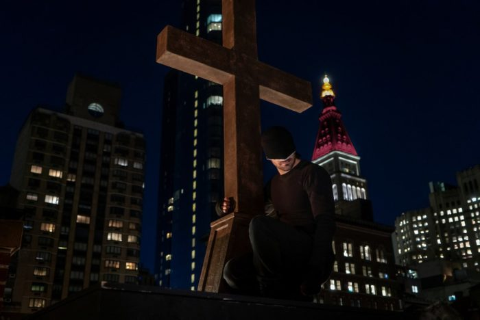 "Charlie Cox ""very saddened"" by Daredevil cancellation"