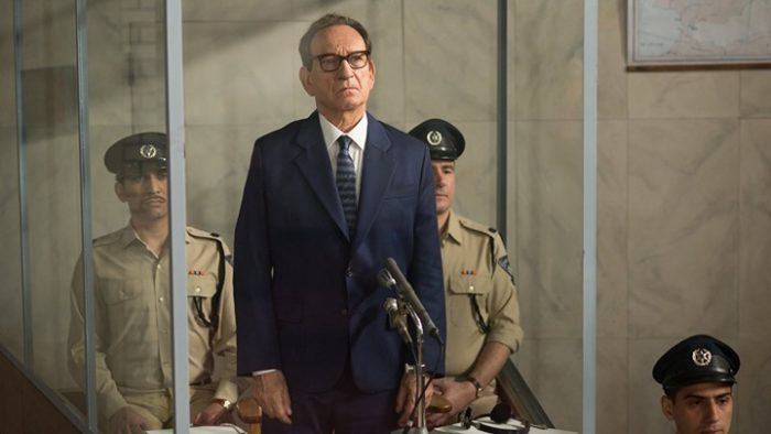 Trailer: Ben Kingsley and Oscar Isaac star in Netflix's Operation Finale