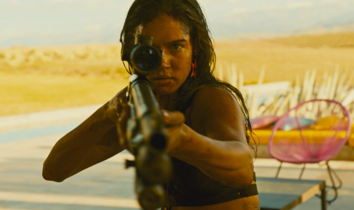 VOD film review: Revenge