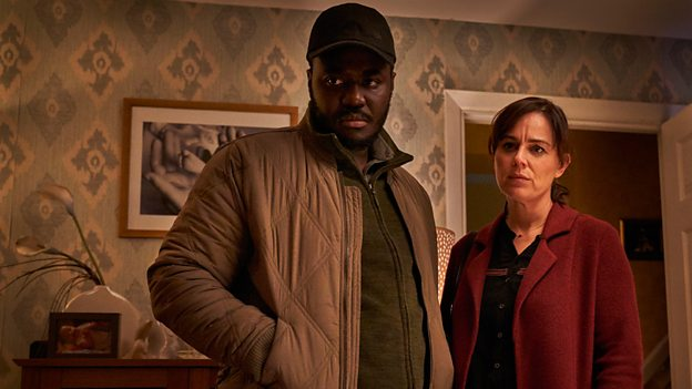 Babou Ceesay to star in BBC One's Dark Mon£y