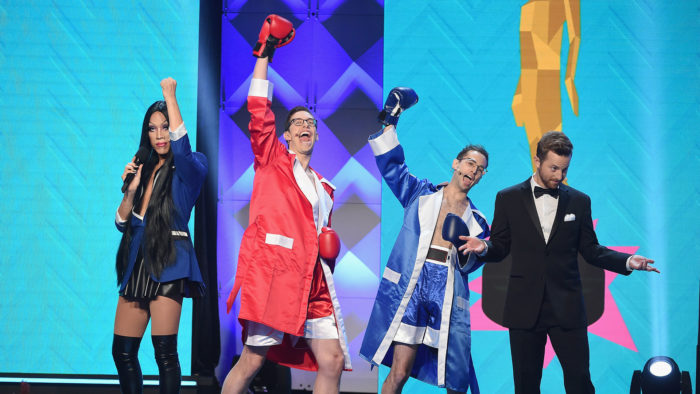 Liza on Demand and Shane Dawson lead 2018 Streamy Awards