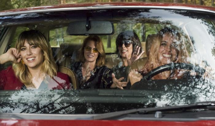Marisa Paredes and Blanca Suarez star in Netflix's A Pesar de Todo