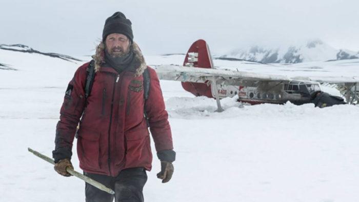Netflix UK film review: Arctic