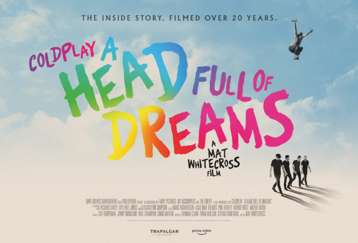 A Head Full of Dreams: Coldplay to release exclusive Amazon documentary