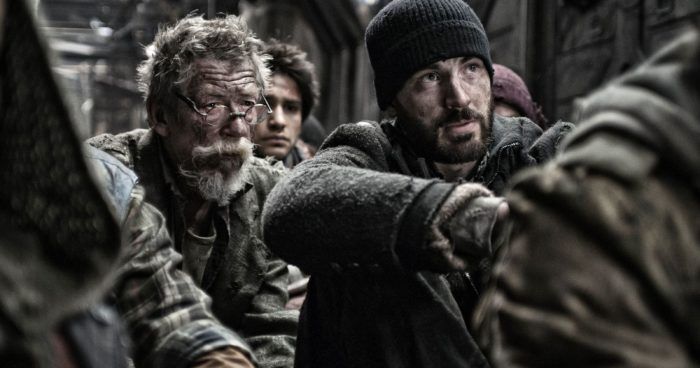 Snowpiercer the movie finally gets a UK release