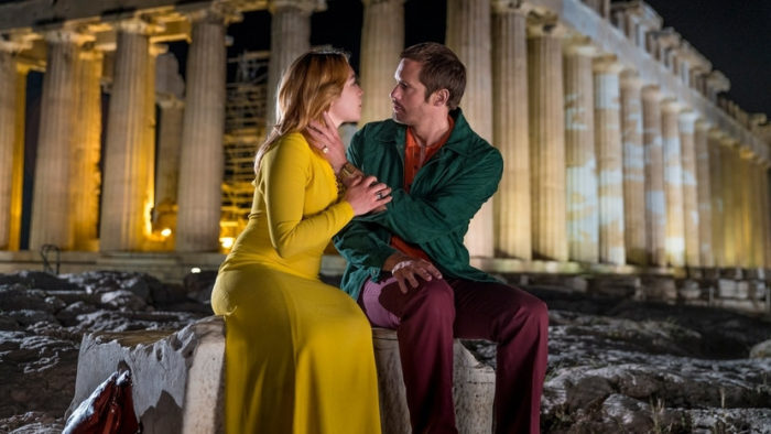 First look: Park Chan-Wook's The Little Drummer Girl