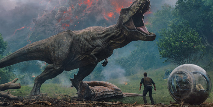 VOD film review: Jurassic World: Fallen Kingdom
