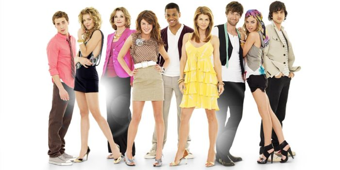 90210 box set arrives on All 4