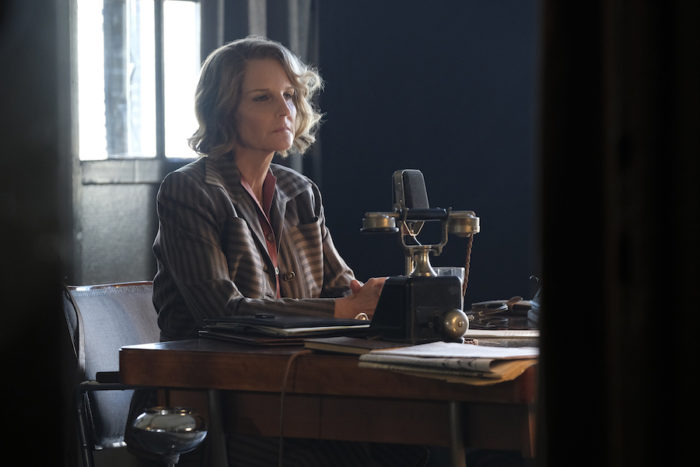 First look: Helen Hunt in BBC One's World on Fire