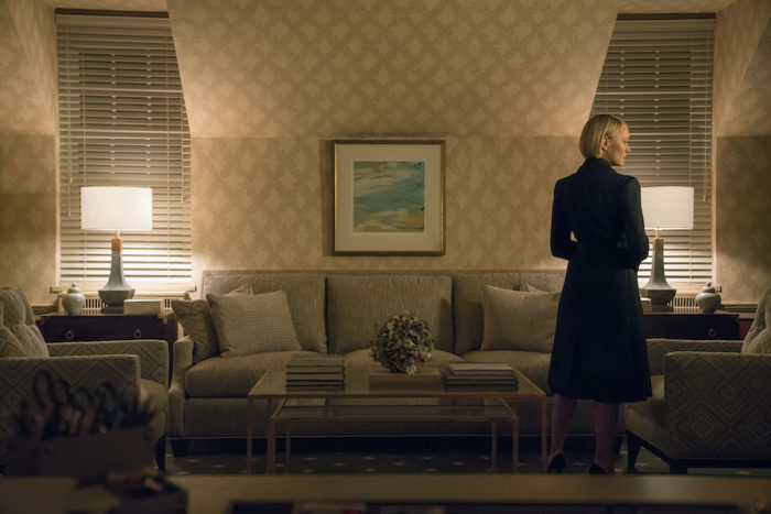 House of Cards concludes with Claire as its real star