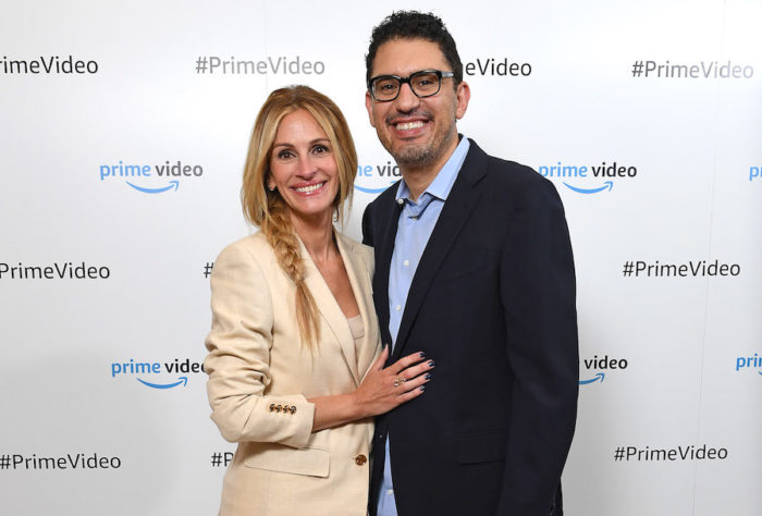 Interview: Sam Esmail and Julia Roberts on turning Homecoming from podcast to TV