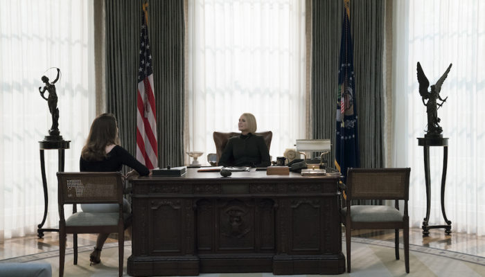House of Cards ratings drop for final season