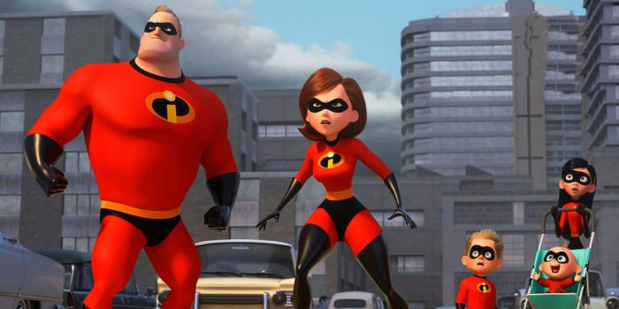 VOD film review: Incredibles 2