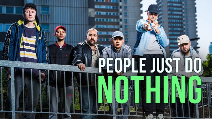 Amazon scraps People Just Do Nothing US remake