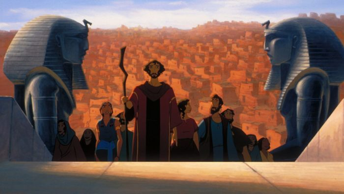 VOD film review: The Prince Of Egypt (1998)