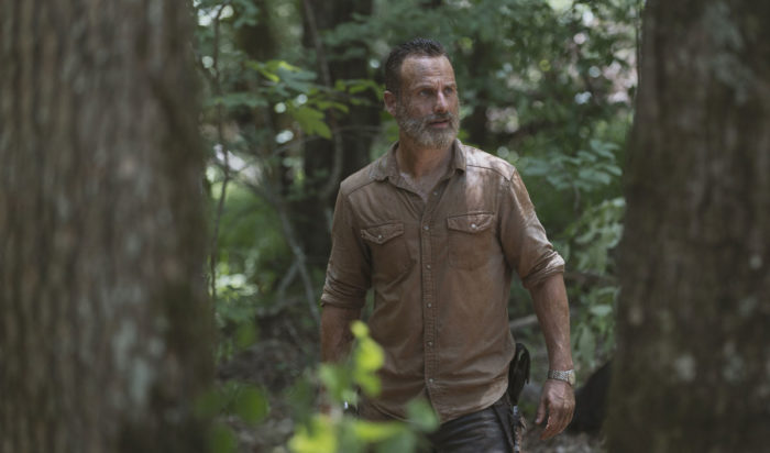 Andrew Lincoln will return as Rick Grimes in The Walking Dead movies