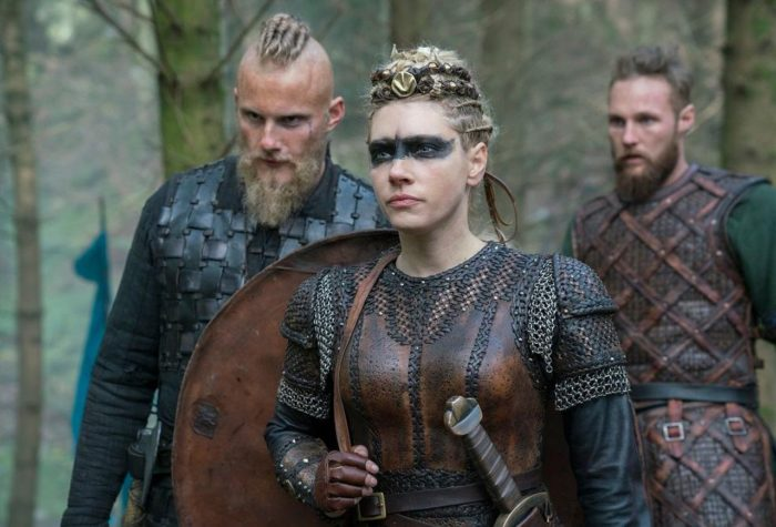 Vikings Season 5 Part 1: The mad inherit the earth