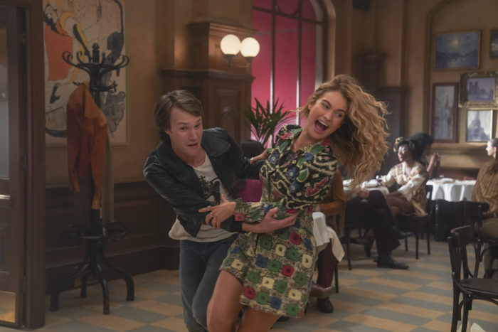 Netflix UK film review: Mamma Mia! Here We Go Again