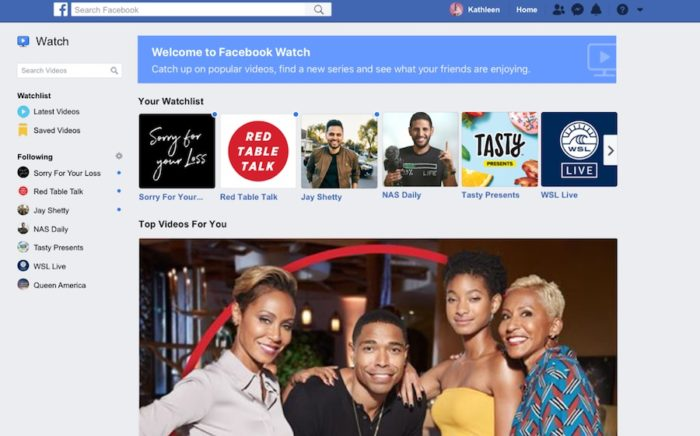 2018: A breakthrough year for Facebook Watch?