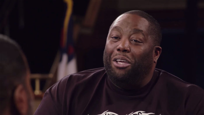 Trailer: Netflix issues a Trigger Warning with Killer Mike