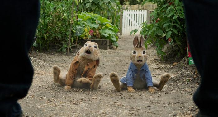 Netflix UK film review: Peter Rabbit