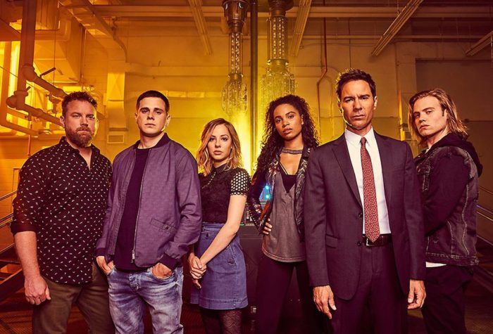 Netflix UK TV review: Travelers Season 2 (spoilers)