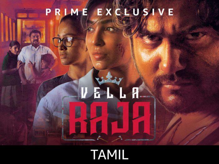 Vella Raja: Amazon unveils first Tamil series