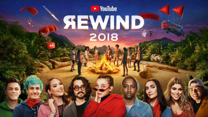 How YouTube's Rewind 2018 became the site's most disliked video