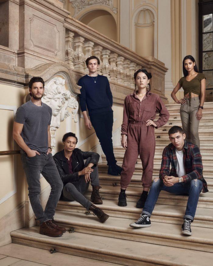 Ben Barnes to star in Netflix's Shadow and Bone