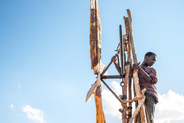 Where you can see The Boy Who Harnessed the Wind in UK cinemas