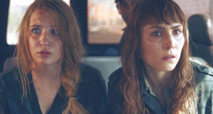 Trailer: Noomi Rapace stars in Netflix's Close