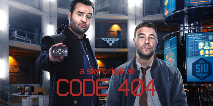 Why you should be watching Code 404
