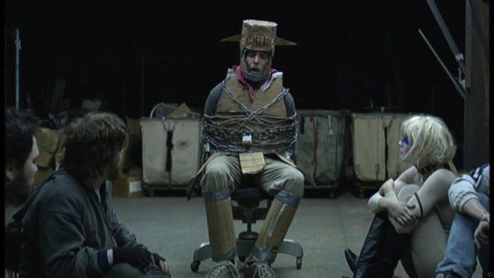 Netflix UK film review: Murder Party