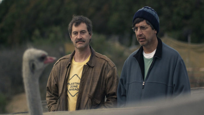 Netflix UK film review: Paddleton